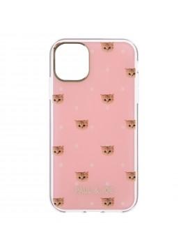 Backcover for iPhone 11 Nounette Polka Dots Rose - PAUL & JOE La Papeterie